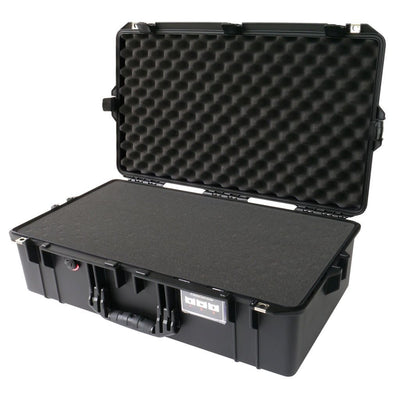 Pelican 1605 Air Case, Black, Customizable Accessory Bundles