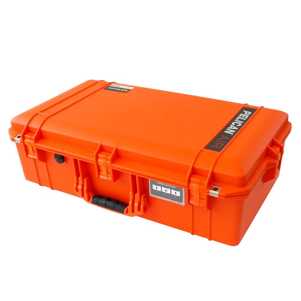 Pelican 1605 Air Case, Orange - Pelican Color Case