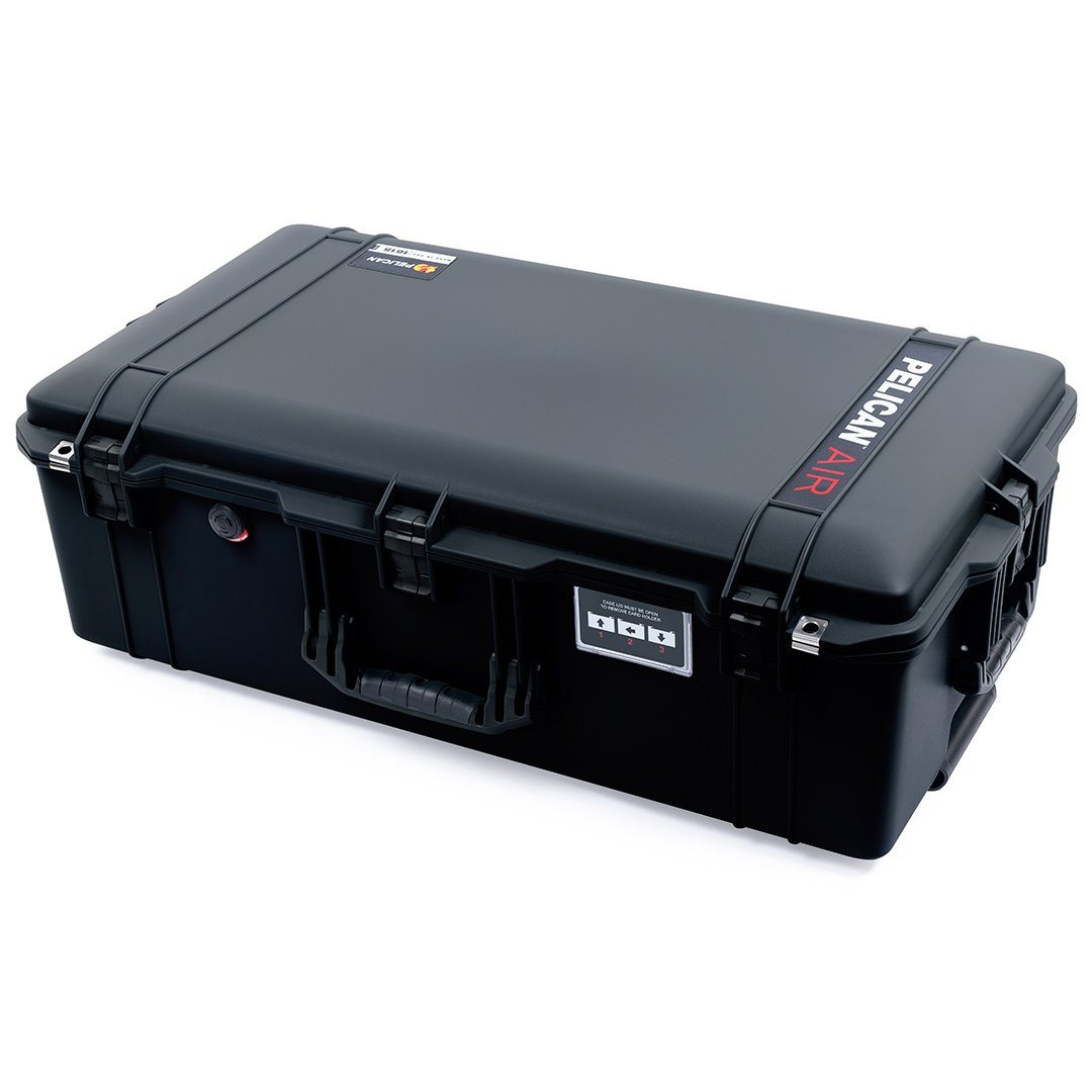 Pelican 1615 Air Case, Black - Pelican Color Case