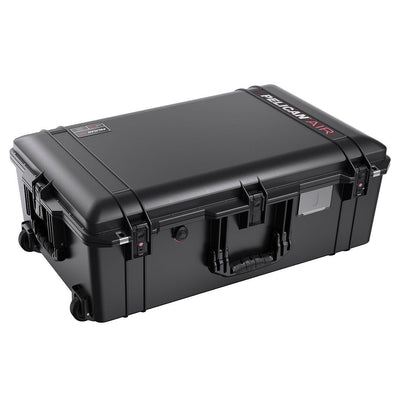 Pelican 1615TRVL Air Travel Case with Locking TSA Latches, Black - Pelican Color Case