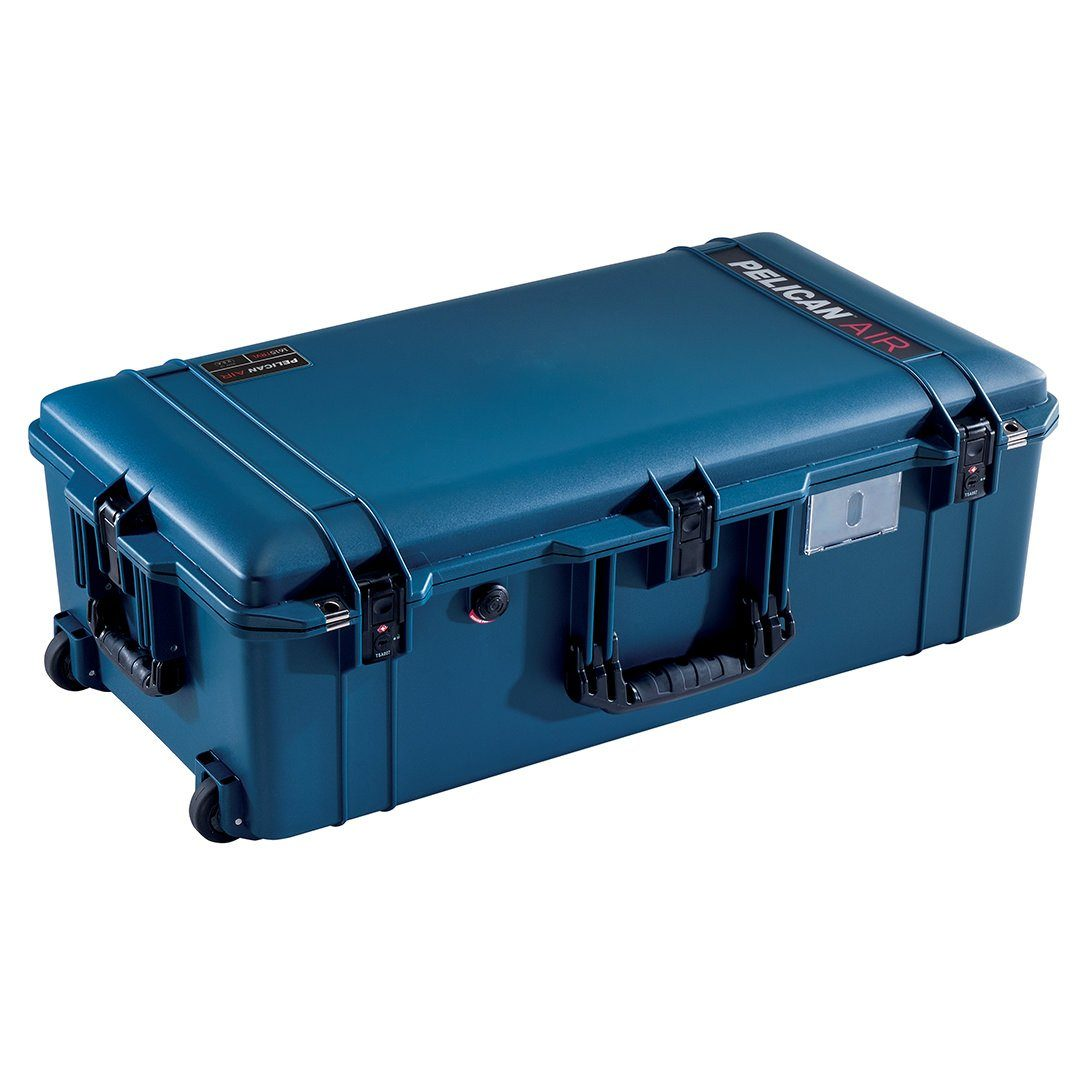 Pelican 1615TRVL Air Travel Case with Locking TSA Latches, Indigo - Pelican Color Case