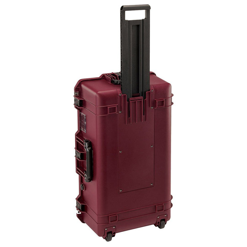 Pelican 1615TRVL Air Travel Case with Locking TSA Latches, Oxblood - Pelican Color Case