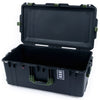 Pelican 1626 Air Case, Black with OD Green Handles & Latches - Pelican Color Case