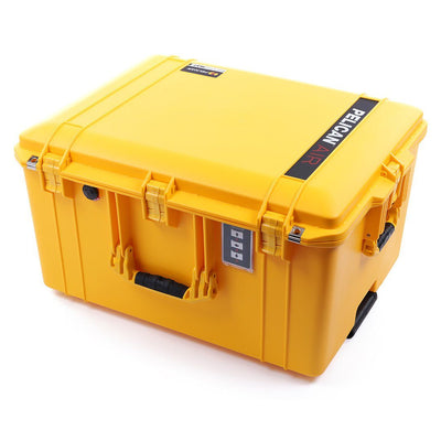 Pelican 1637 Air Case, Yellow - Pelican Color Case