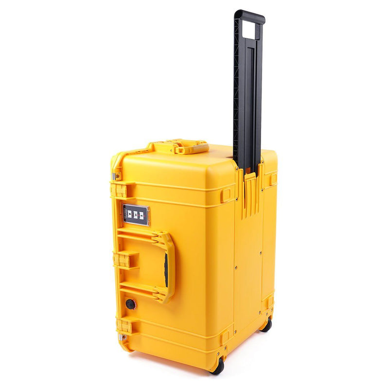 Pelican 1637 Air Case, Yellow, Rolling, Customizable Accessory Bundles