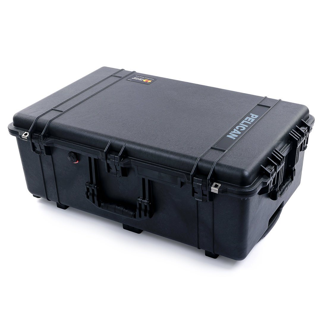 Pelican 1650 Case, Black - Pelican Color Case