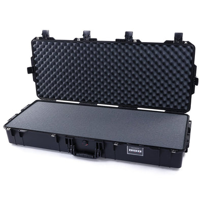 Pelican 1745 Air Case, Black, Rolling - Pelican Color Case