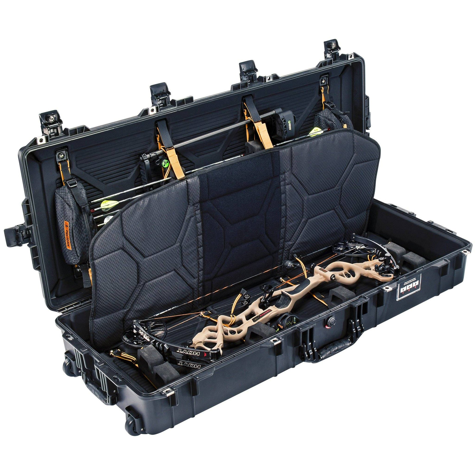 Pelican 1745BOW Air Bow Case with Locking TSA Latches