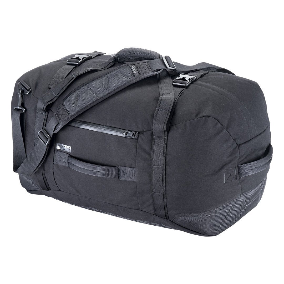 Pelican MPD100 Mobile Protect Duffel Bag, 100 Liter Capacity, Black