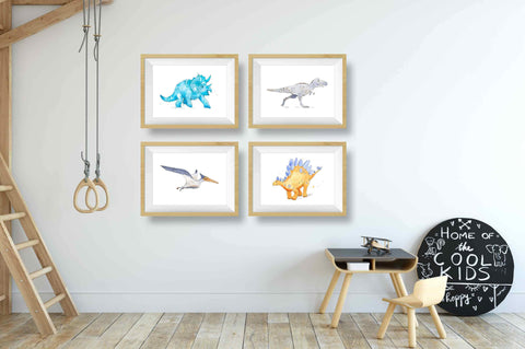 10 Dinosaur Decor Finds for Kids' Rooms