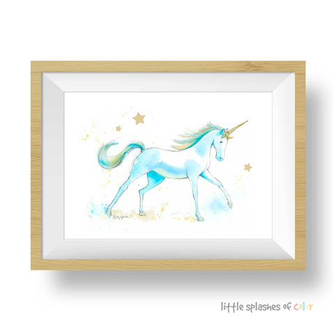 Unicorn Printable