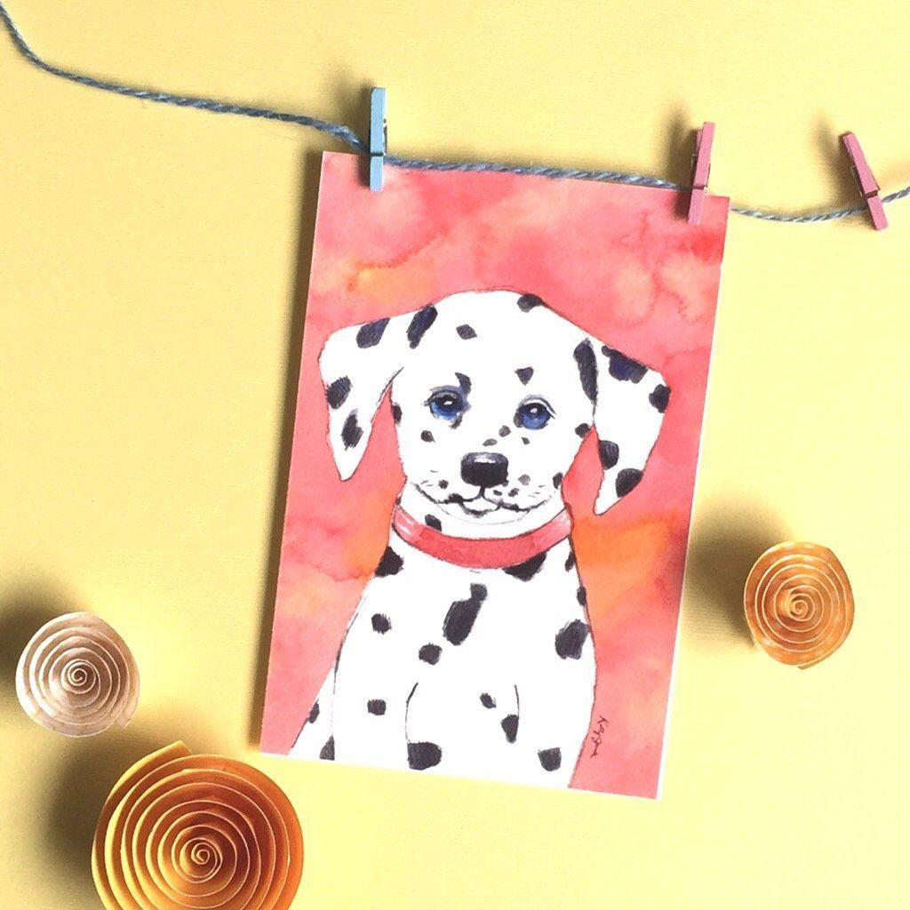 Colorful Puppy Wall Decor Mold - Art & Wall Decor - hecatalog.info