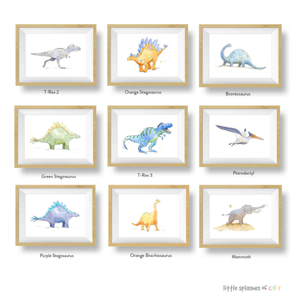dinosaur decor for nursery