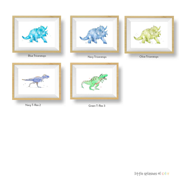 T rex decor