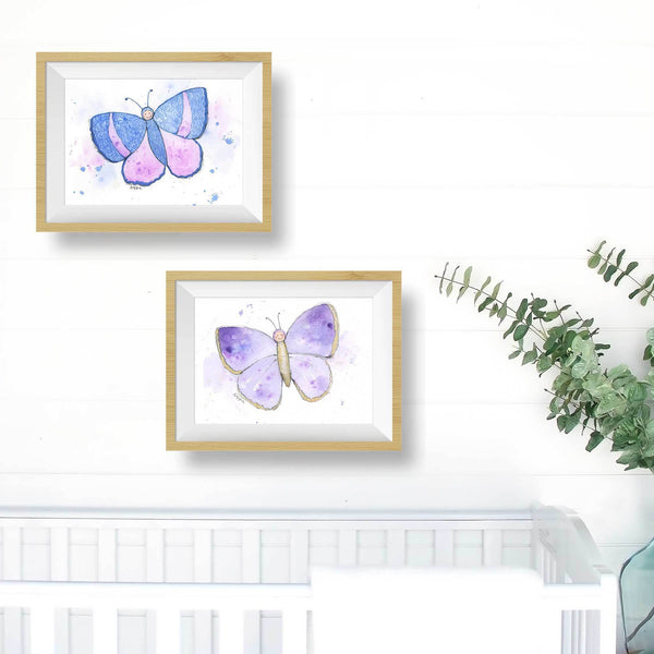 butterflies for nursery decor