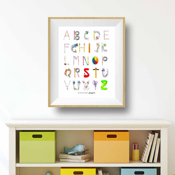 preschool wall decor
