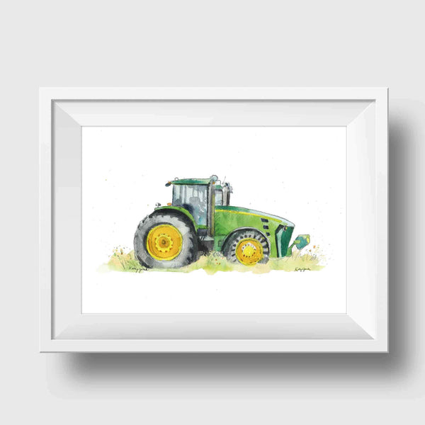 John Deere Wall Decor