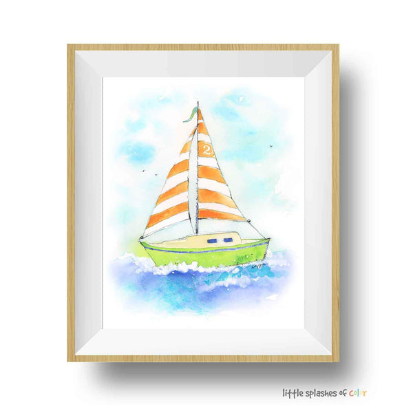 nautical nursery wall decor