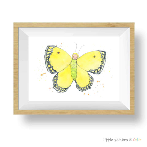 butterfly wall art decor