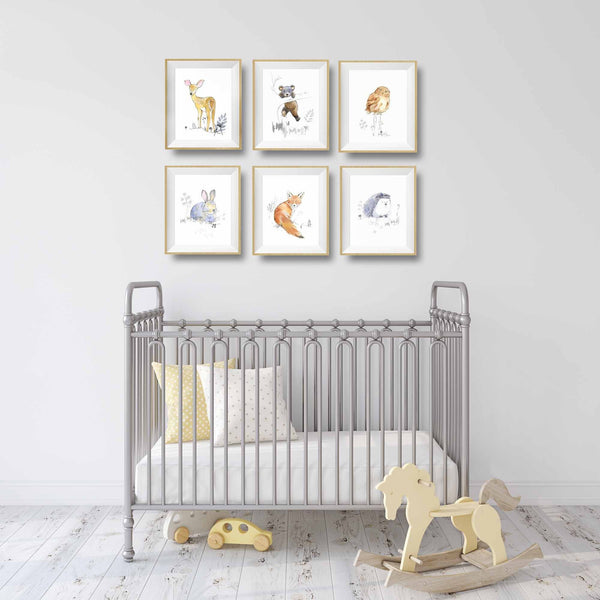 baby owl nursery decor