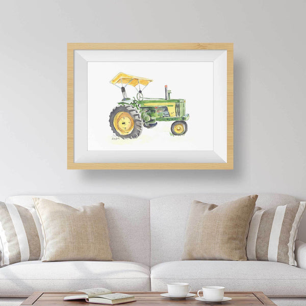 John Deere Home decor