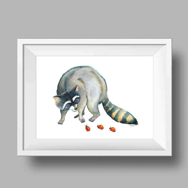 buy woodland animals nursery decor