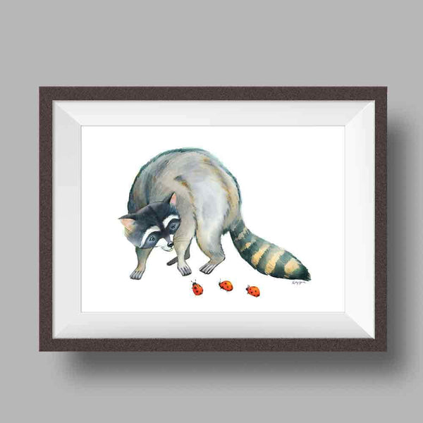 buy woodland animals wall decor
