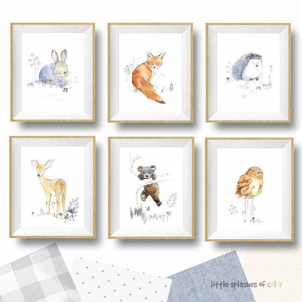 bunny nursery pictures