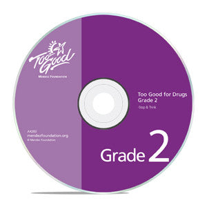 "TGFD Grade 2 ""Stop and Think"" CD"
