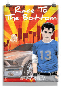 Race to the Bottom Poster
