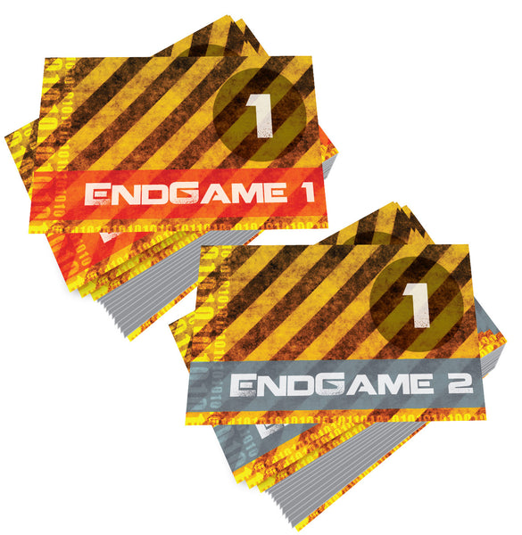 End Game Card Set