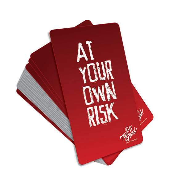 At Your Own Risk Cards