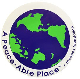 A Peaceable Place Sticker