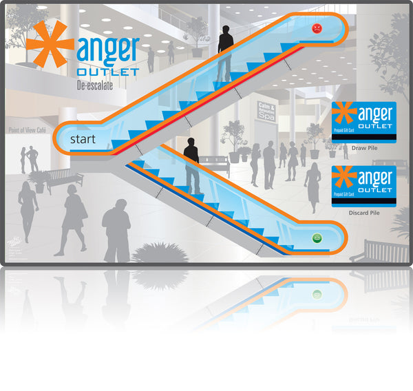 Anger Outlet Game Board