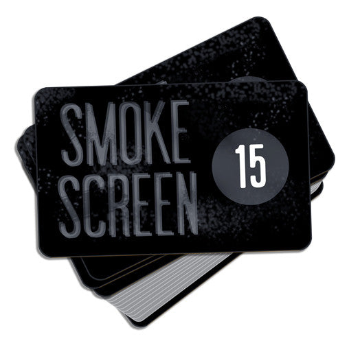 Smoke Screen Card Game
