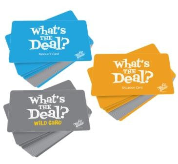 What's the Deal Card Game