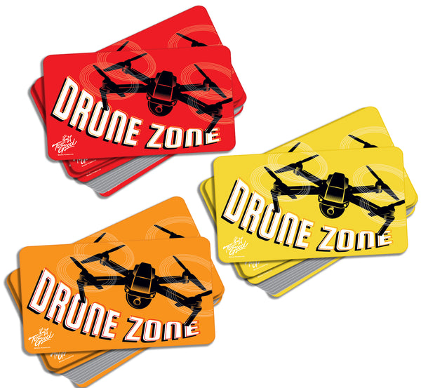 Drone Zone Activity Cards