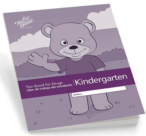 A4080 - TGFD Kindergarten - 2020 Edition Student Workbook Spanish - Pack of 5