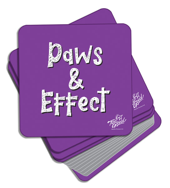Paws & Effect Game Cards