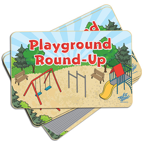 Playground Round Up Game Cards