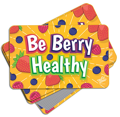 Be Berry Healthy Activity Cards