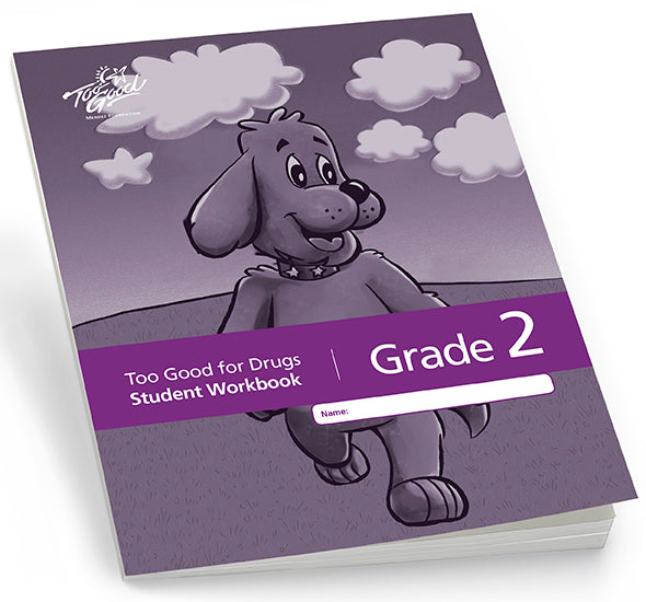 A4235 - TGFD Grade 2 - 2019 Edition Student Workbook English - Pack of 30