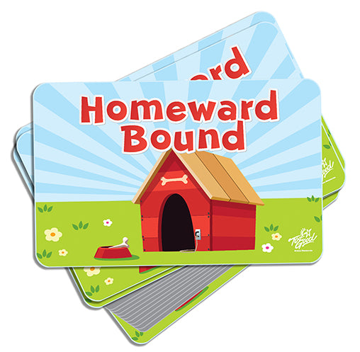 Homeward Bound Activity Cards