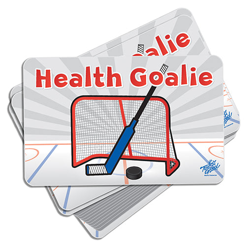 Health Goalie Activity Cards