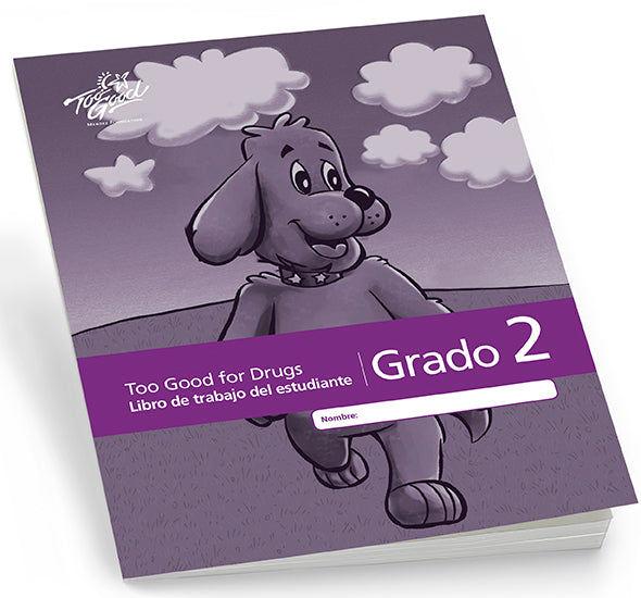 A4280 - TGFD Grade 2 - 2019 Edition Student Workbook Spanish - Pack of 5