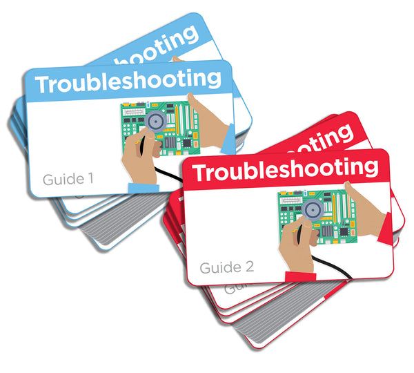 Troubleshooting Activity Cards