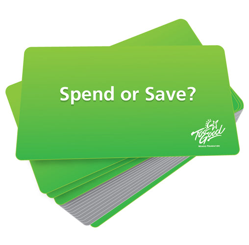 Spend or Save? Cards