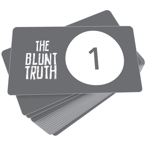 The Blunt Truth 2019 Edition