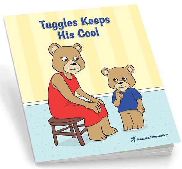 Tuggles Keeps His Cool Original Storybook
