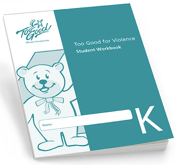 C8025 - TGFV Kindergarten Student Workbook - Pack of 30
